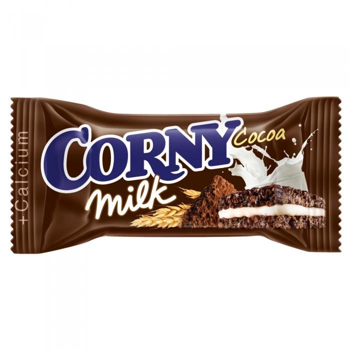 Печенье Corny Злаковый батончик молочный с какао 30 г батончик corny milk злаковый с молоком и какао 30 г