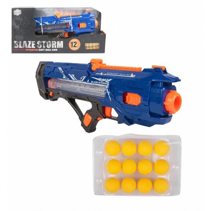 Игруша Бластер  с мягкими пулями i-ZC7073