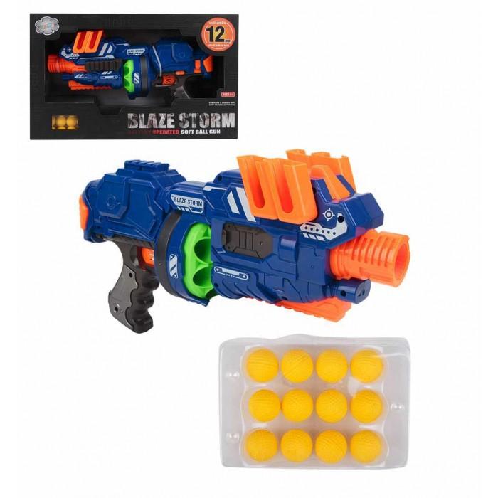 Игруша Бластер с мягкими пулями i-ZC7087 фото