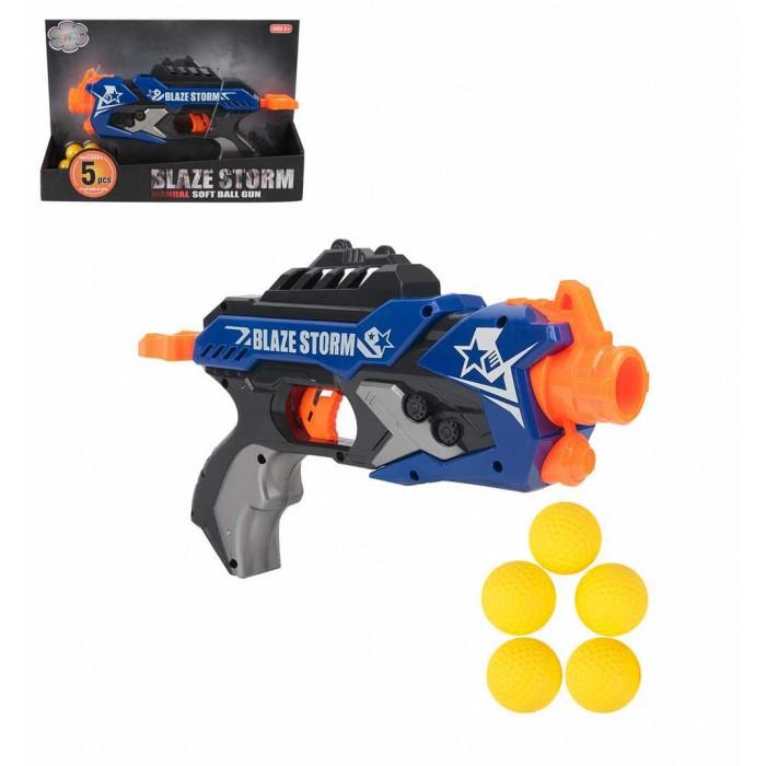 Игруша Бластер  с мягкими пулями i-ZC7112