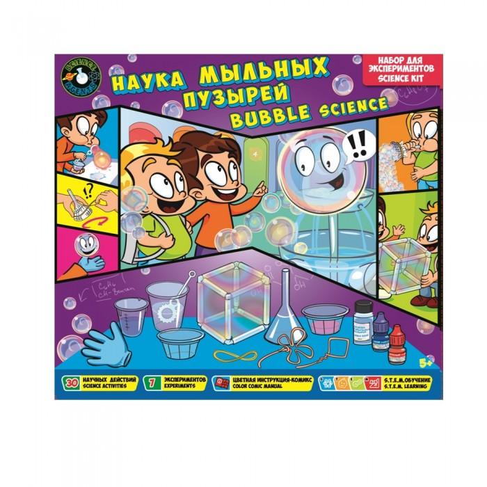 ToysLab (Science agents) Набор для экспериментов Наука мыльных пузырей