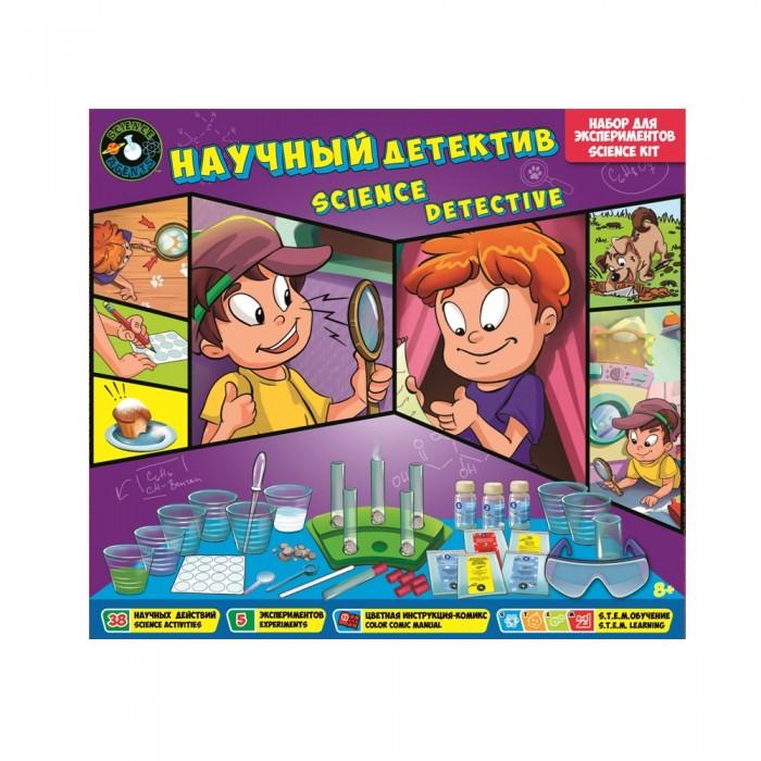 Купить Наборы для опытов и экспериментов, ToysLab (Science agents) Набор для экспериментов Научный детектив