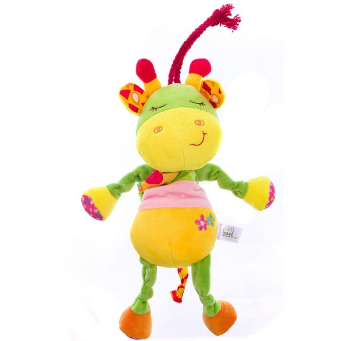 развивающие игрушки Развивающие игрушки Forest kids Жираф Музыкальная