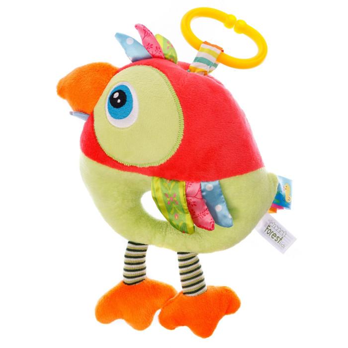 подвесные игрушки Подвесные игрушки Forest kids Попугай Музыкальная
