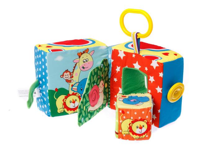 подвесные игрушки Подвесные игрушки Forest kids Яркий Кубик