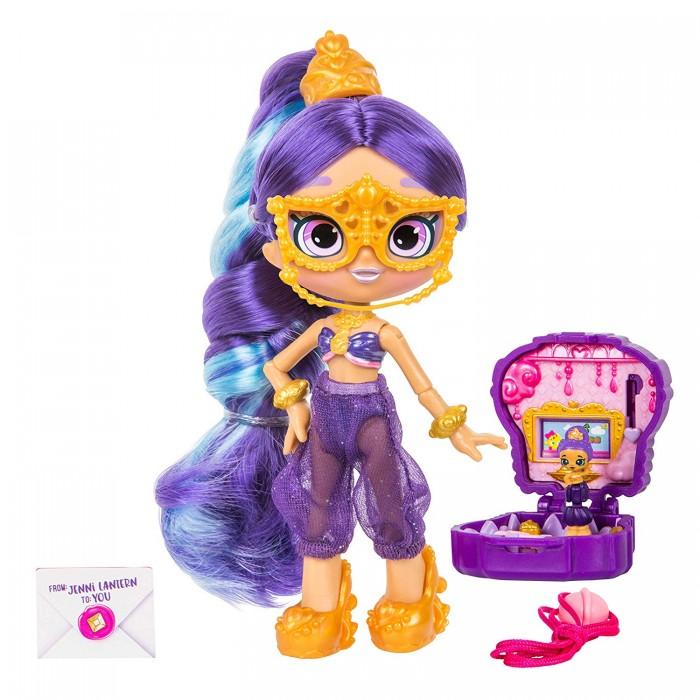 Купить Куклы и одежда для кукол, Lil' Secrets Кукла Shoppies - Дженни Лантерн