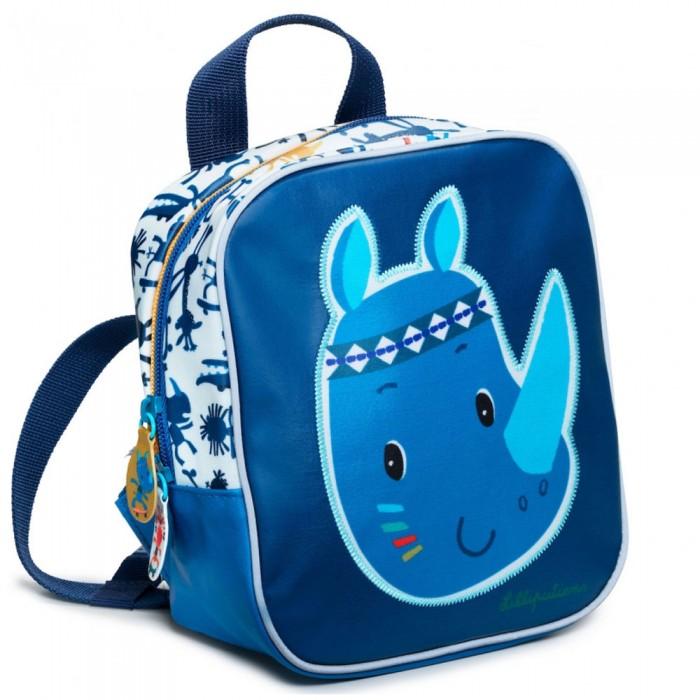 Купить Школьные рюкзаки, Lilliputiens Рюкзачок-мини Носорог Мариус