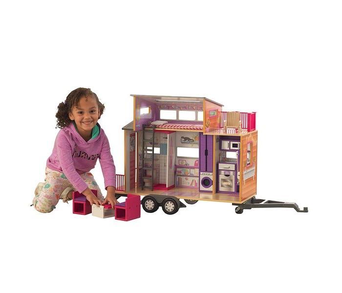 Купить Кукольные домики и мебель, KidKraft Кукольный дом Бэлла