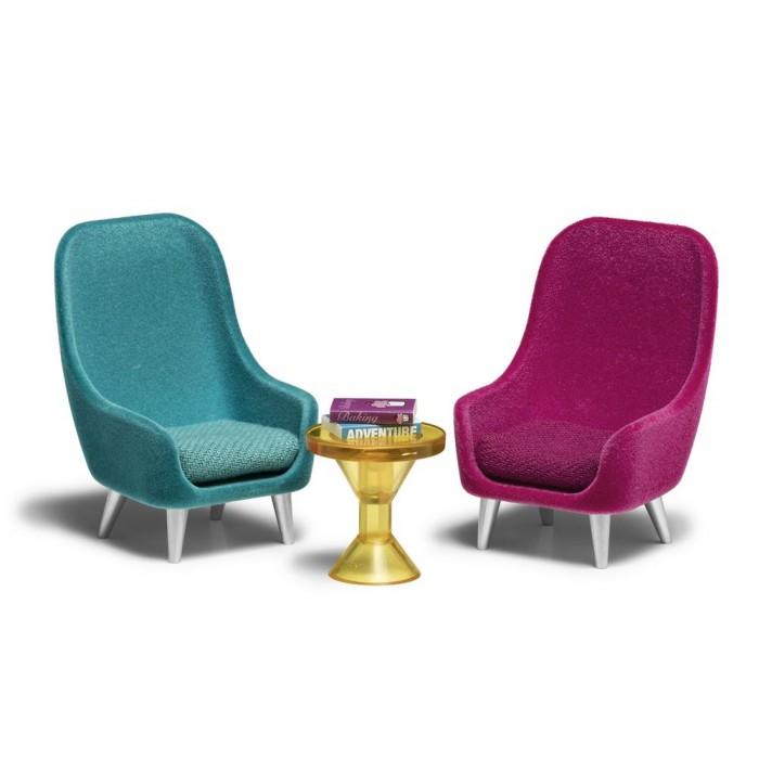 Купить Кукольные домики и мебель, Lundby Игровой набор для домика кресла