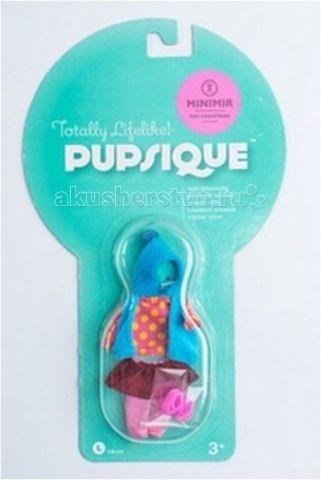 Куклы и одежда для кукол Pupsique Кофта в горошек куклы и одежда для кукол виана одежда для кукол 128 17