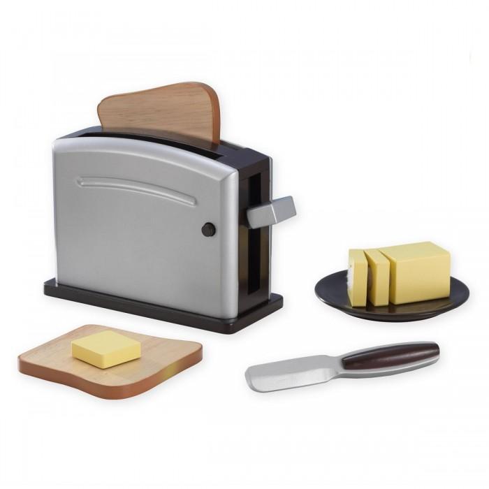 Картинка для KidKraft Игрушечный тостер Espresso