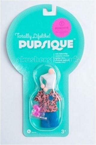 Куклы и одежда для кукол Pupsique Пестрая кофта одежда для новорождённых