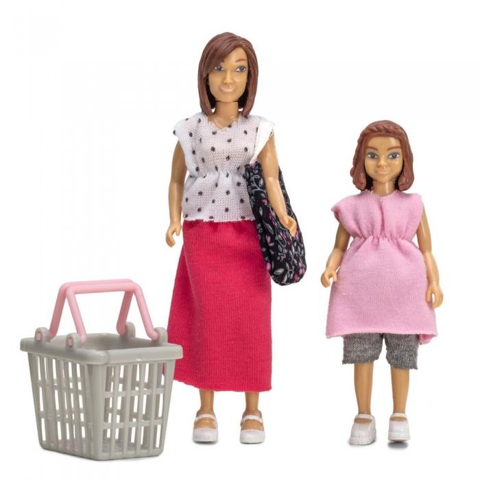 куклы и одежда для кукол Куклы и одежда для кукол Lundby Куклы мама и дочка
