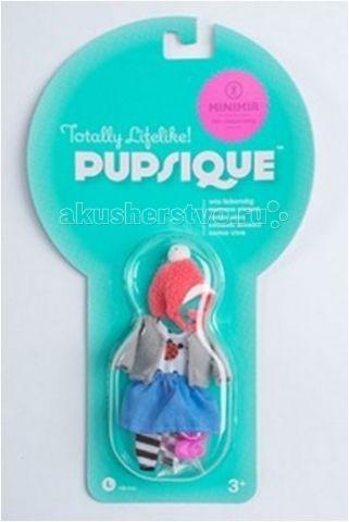 Куклы и одежда для кукол Pupsique Полосатые брюки куклы и одежда для кукол виана одежда для кукол 128 21