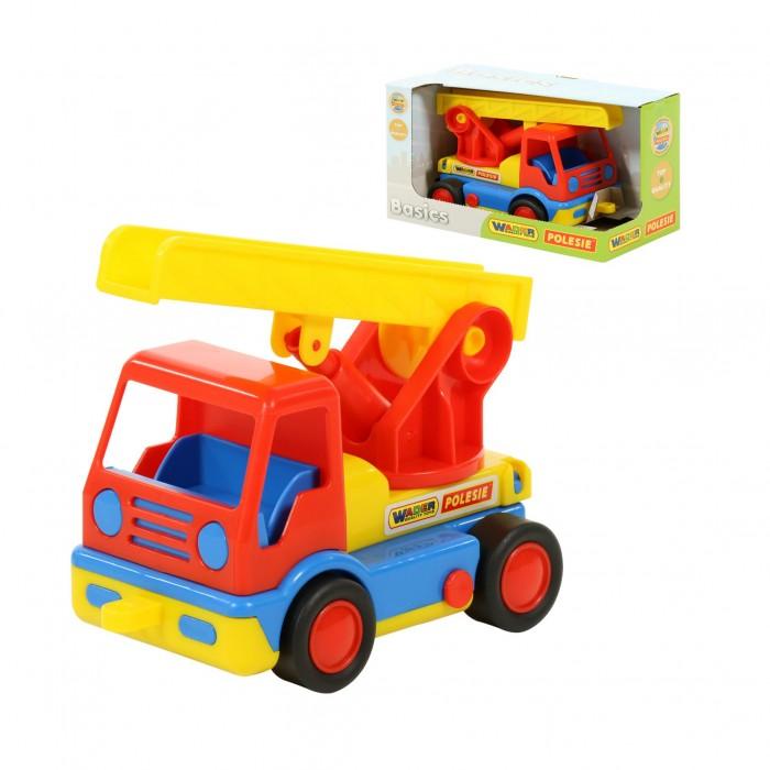 Машины Wader Базик автомобиль Пожарный машины wader базик автомобиль пожарный