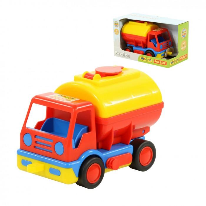 Машины Wader Базик автомобиль Бензовоз машины wader базик автомобиль пожарный