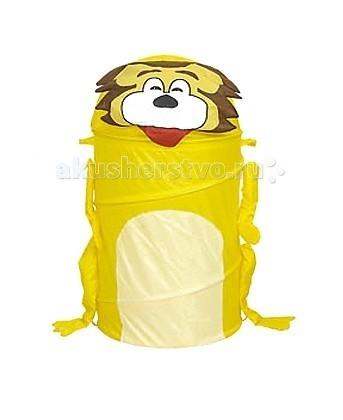 Фотография Ящики для игрушек Bony Корзина для игрушек Медведь