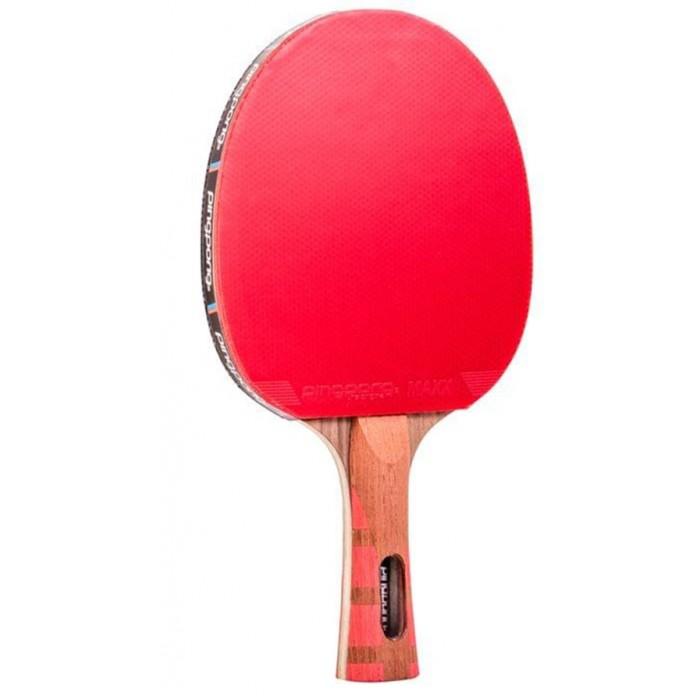 Фото - Спортивный инвентарь Ping-Pong Профессиональная ракетка для настольного тенниса Carbon Fusion спортивный инвентарь torneo ракетка для настольного тенниса tour