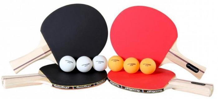 Купить Ping-Pong Набор ракеток и мячей для 4-х игроков Performance в интернет магазине. Цены, фото, описания, характеристики, отзывы, обзоры