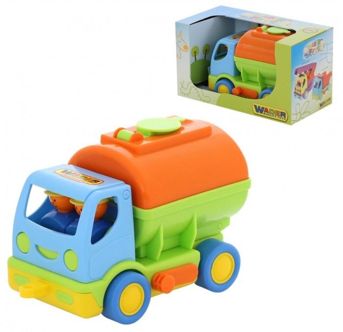 Картинка для Wader Автомобиль с цистерной Мой первый грузовик