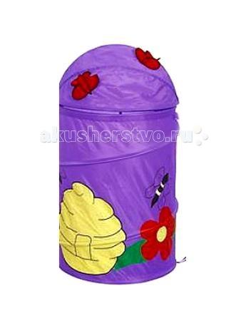 Ящики для игрушек Bony Корзина для игрушек Цветы