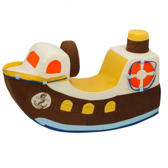 Качалки-игрушки Paremo Кораблик