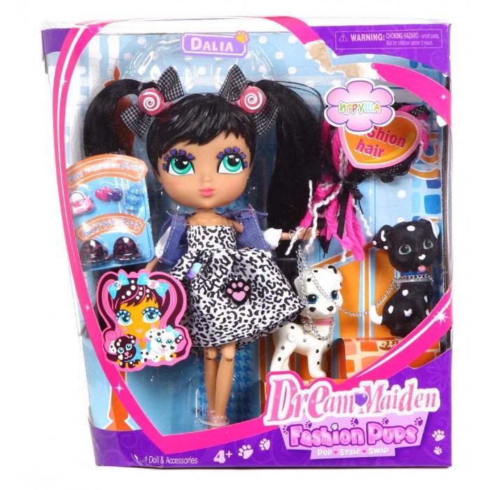 Куклы и одежда для кукол Игруша Кукла с аксессуарами 23 см куклы и одежда для кукол daisy набор кукла цветочек 9 см с аксессуарами и мопедом