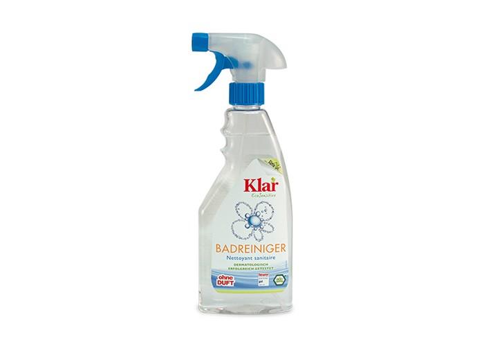 Бытовая химия Klar Чистящее средство санитарное для ванных комнат 500 мл