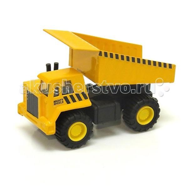 Машины Mighty Wheels Soma Строительная техника Карьерный грузовик 12 см машины mighty wheels soma военный перевозчик танк 28 см