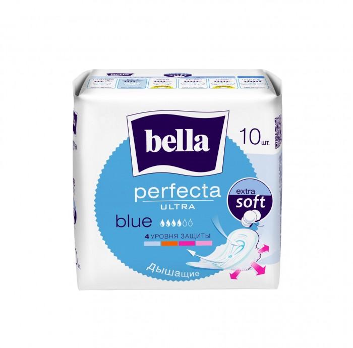 Купить Bella Гигиенические ежедневные прокладки супертонкие Perfecta Ultra Blue 10 шт. в интернет магазине. Цены, фото, описания, характеристики, отзывы, обзоры