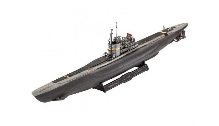 Сборные модели Revell Набор Немецкая подводная лодка типа VII C/41
