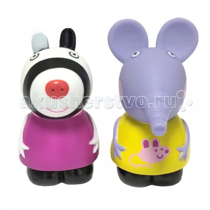 Игровые наборы Свинка Пеппа (Peppa Pig) Игровой набор Эмили и Зои 10 см игровой набор доктор peppa pig игровой набор доктор