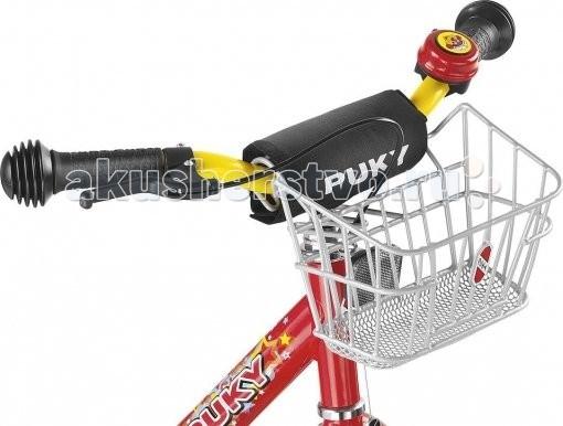 Картинка для Puky Передняя корзина для двухколесных велосипедов