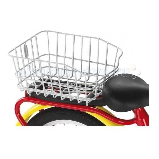 Аксессуары для велосипедов и самокатов Puky Задняя корзина для двухколесных велосипедов puky lk z 9129