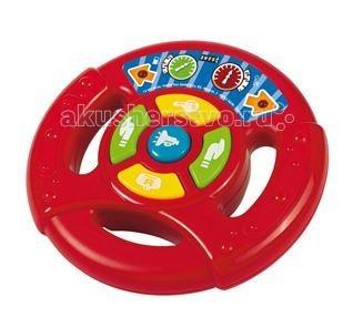 Развивающие игрушки Simba ABC Руль игровой simba simba руль игровой свет звук