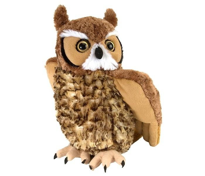 Мягкая игрушка Wild Republic Филин 30 см