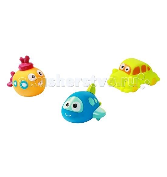 Игрушки для ванны BabyOno Игрушки для купания Тrio недорого