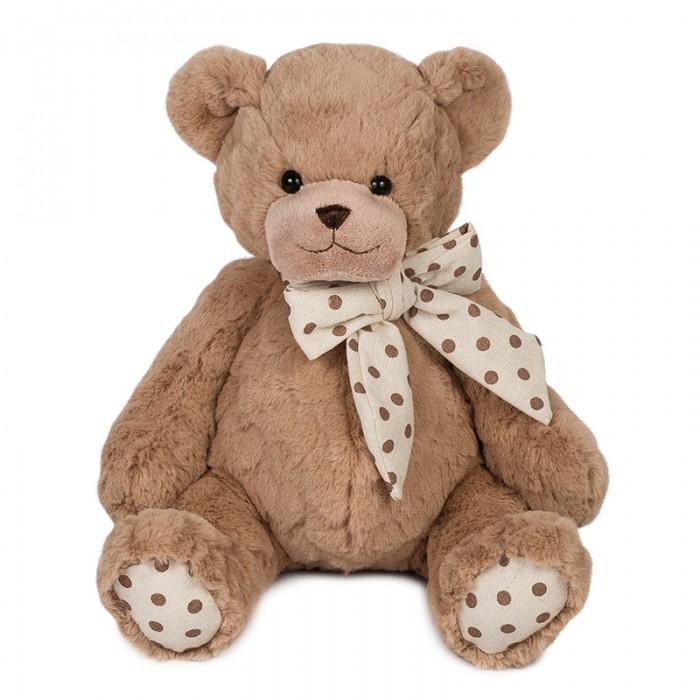 Мягкая игрушка Maxitoys Мишка Брауни 35 см