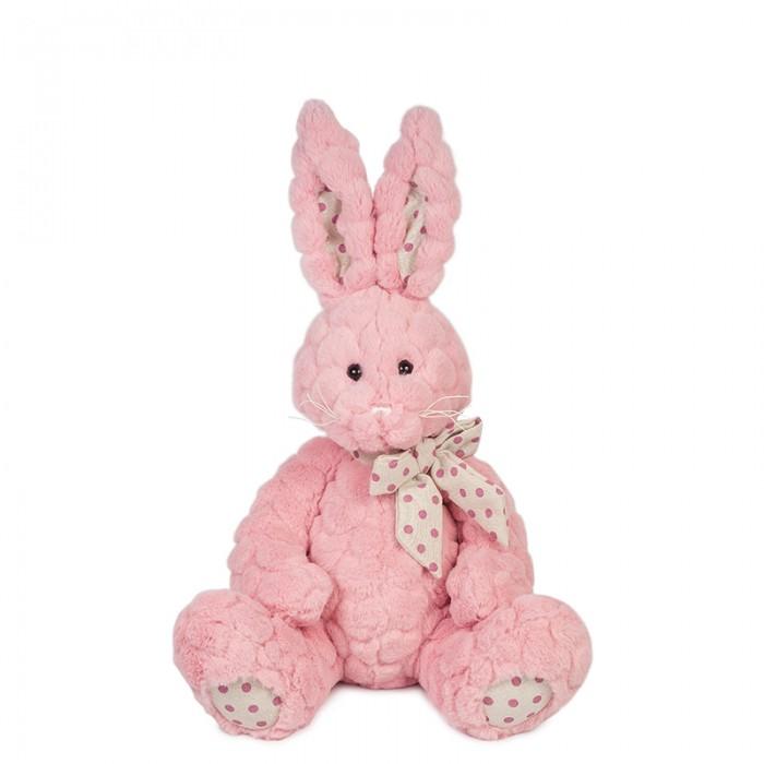 Купить Мягкие игрушки, Мягкая игрушка Maxitoys Зайка Пинки 30 см