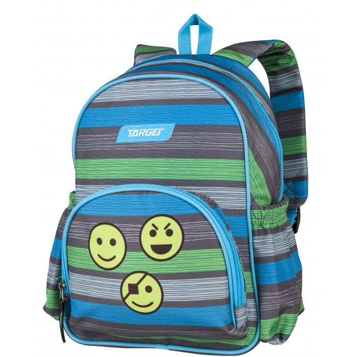 Купить Школьные рюкзаки, Target Collection Рюкзак малый Смайлики