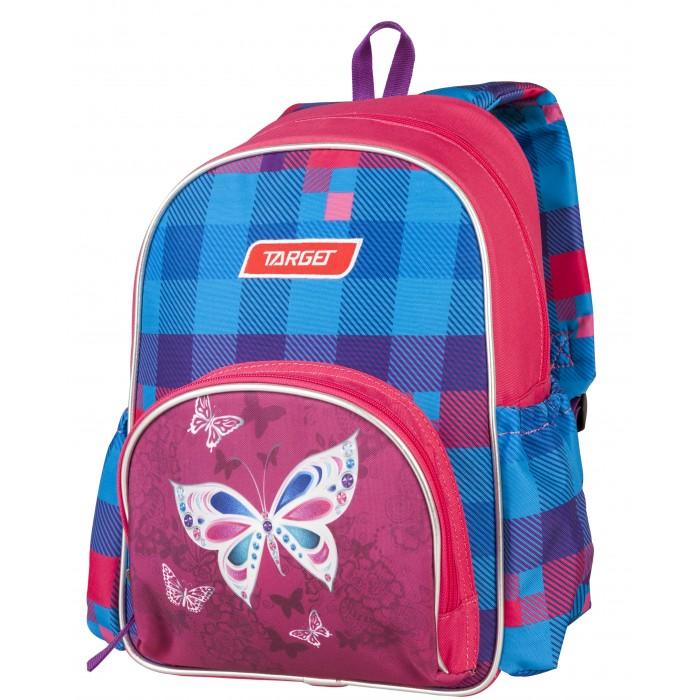 Купить Школьные рюкзаки, Target Collection Рюкзак малый Бабочка шелк