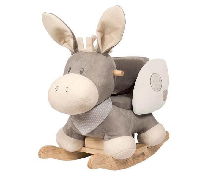 Качалки-игрушки Nattou Cappuccino Ослик 211505