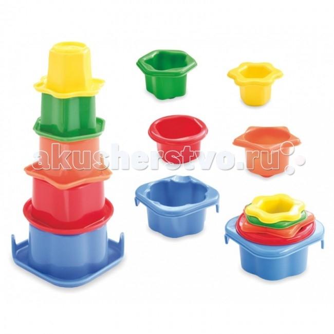 Развивающие игрушки Baby Mix Пирамидка развивающие игрушки i baby пирамидка друзья из джунглей