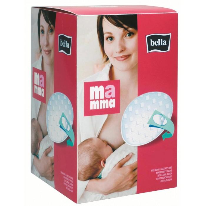 Гигиена для мамы Bella Лактационные вкладыши Mamma с липучкой 60 шт. гигиена для мамы hartmann вкладыши для кормящей мамы bel baby nursing pads 30 шт