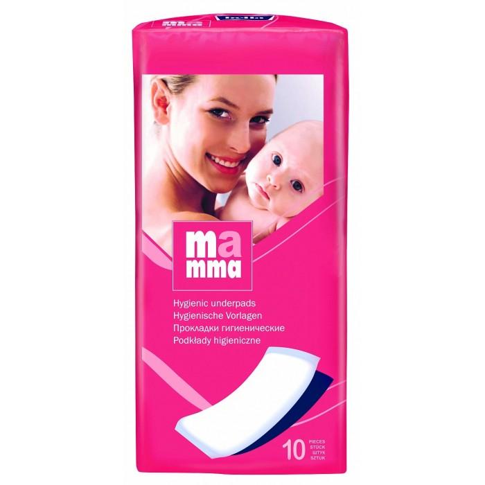 Гигиенические прокладки Bella Послеродовые прокладки Mamma 10 шт. купальник mamma mia mamma mia ma115ewfoqp0