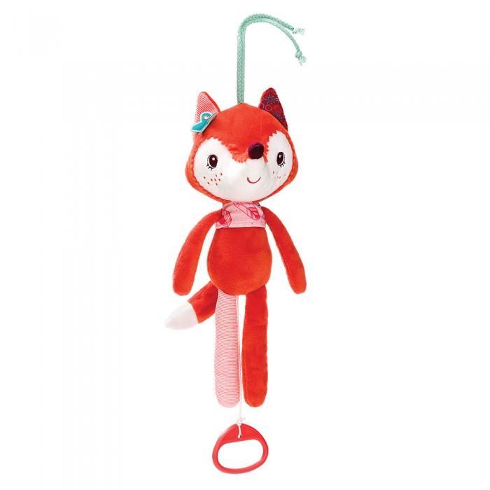 Купить Мягкие игрушки, Мягкая игрушка Lilliputiens музыкальная Лиса Алиса
