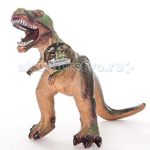 Игровые фигурки Megasaurs (HGL) Фигурка динозавра Тираннозавр игровые фигурки megasaurs hgl фигурка динозавра стегозавр