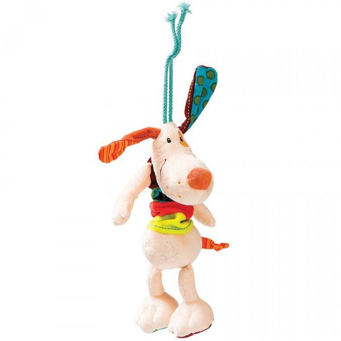 Купить Мягкие игрушки, Мягкая игрушка Lilliputiens музыкальная Собачка Джеф