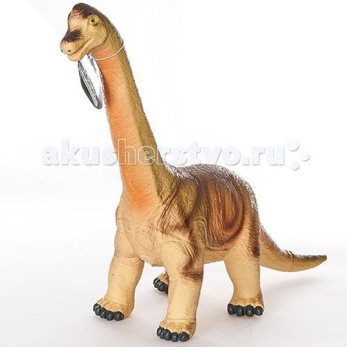 Игровые фигурки Megasaurs (HGL) Фигурка динозавра Брахиозавр игровые фигурки megasaurs hgl фигурка динозавра стегозавр