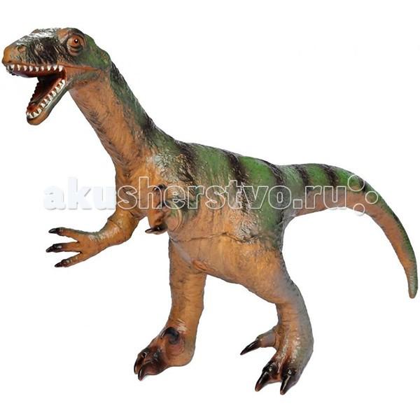 Игровые фигурки Megasaurs (HGL) Фигурка динозавра Велоцираптор игровые фигурки megasaurs hgl фигурка динозавра мегалозавр